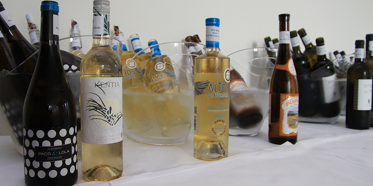 Weine Rias Baixas Workshop 2323
